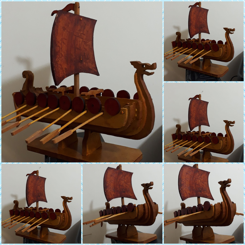 Mga 1958 Viking Ship Wood Toy Plans Forums سفن وقوارب Wood