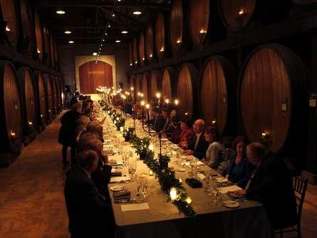 Wine Country West Coast - perfect Winter Wedding Destination for a Foodie