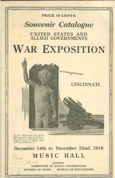 Cincinnati S Soldiers Men And Women In The First World War National Underground Railroad Freedom Center Cincinnati World War I Cincinnati Museum