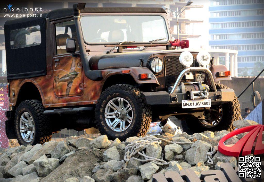 Mahindra Thar Mahindra Thar Jeep Lover American Motors