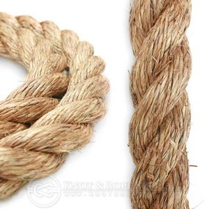1 1 2 Inch Manila 1 59 Per Foot Half The Price Of The Other Website Also Look Into The Ultra Manila It Sheds Less P Manila Rope Bed Swing Rustic Feel