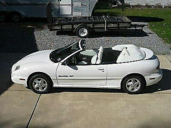 1998 Pontiac Sunfire Convertible