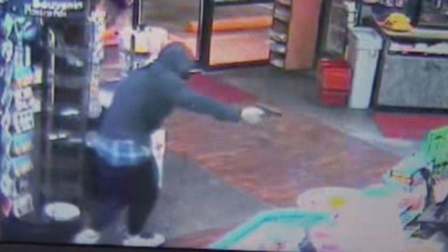 Convenience store clerk killed in shootout with crooks   News  - Home