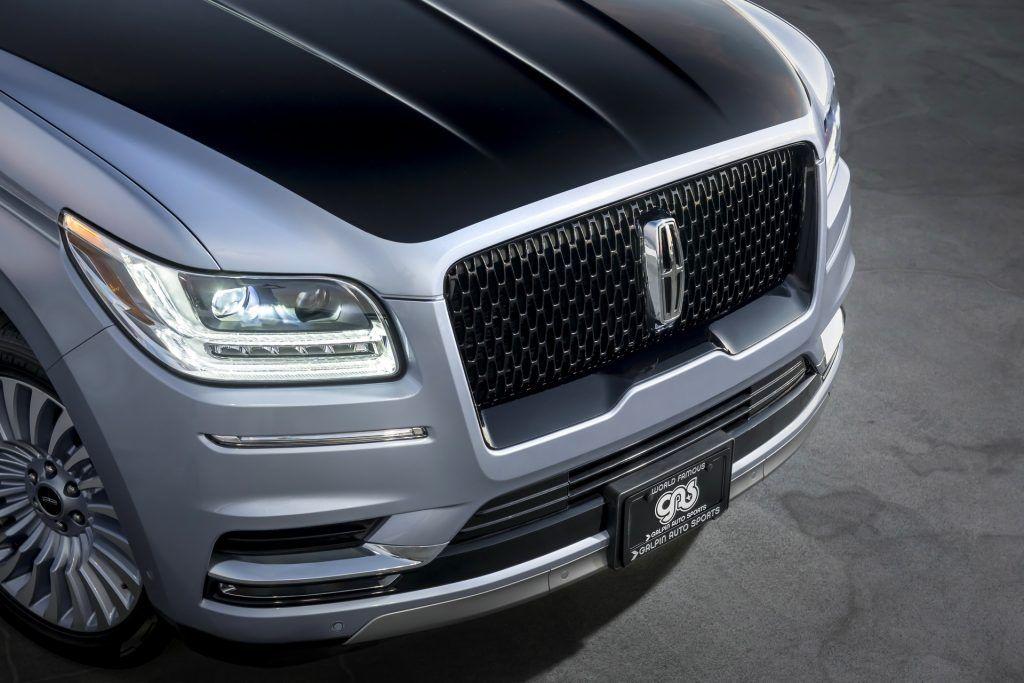 Lincoln Black Label >> Jay Leno S Customized Lincoln Black Label Navigator Debuts