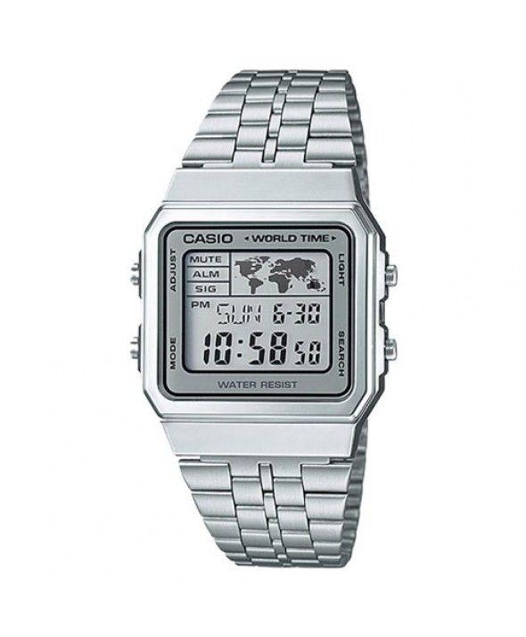 6f4916418ab Relógio Casio Feminino Vintage A500WA-1DF
