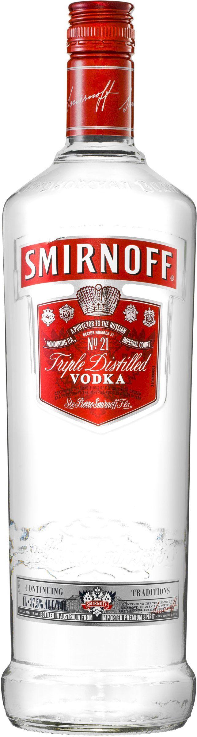 Smirnoff Red Vodka 1 Litre Liquorland Vodka Smirnoff Red Smirnoff