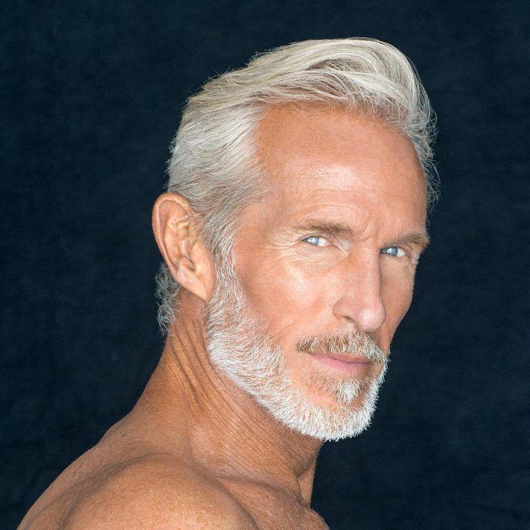 23 beaux messieurs qui vont redéfinir votre concept d'hommes «plus âgés»   – MAN'S STYLE