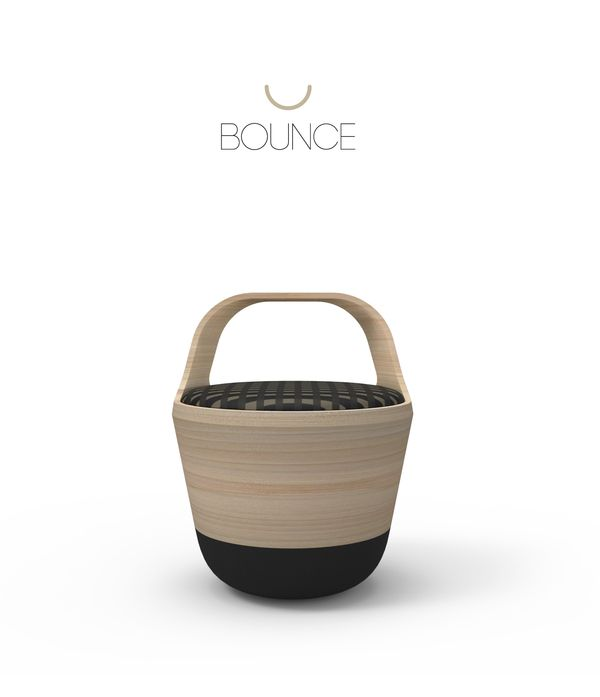 Bounce Chair by Pedro Gomes, via Behance
