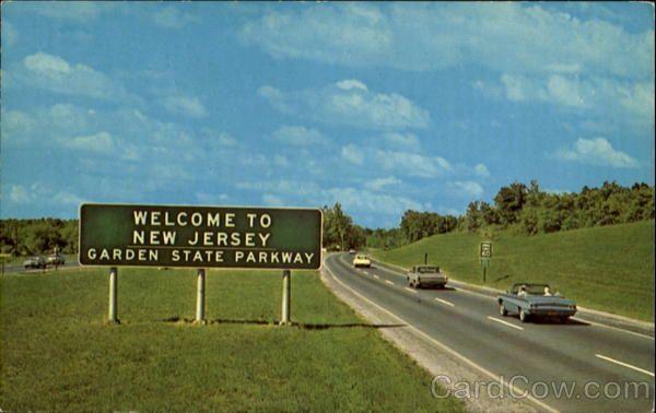 garden state parkway scenic new jersey nj - New Jersey Garden