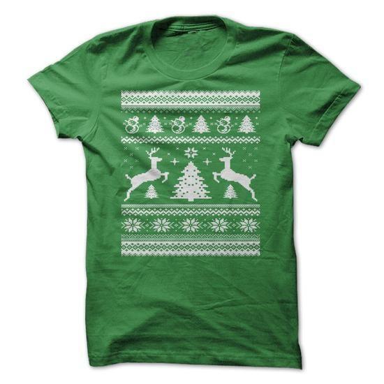 Christmas Ugly Sweater T Shirts, Hoodies Sweatshirts. Check price ==► https://www.sunfrog.com/Christmas/Christmas-Shirt.html?57074