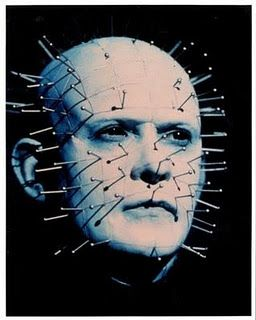 Pinhead's Battle with Nail Pattern Baldness