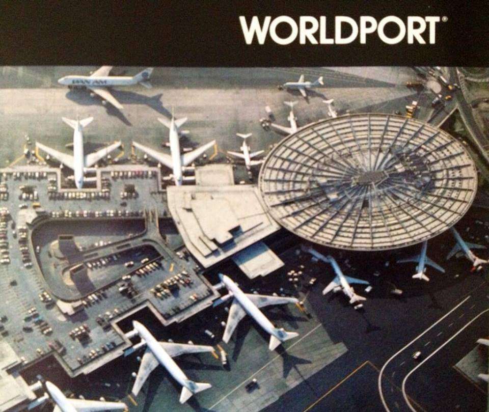 Pan am worldport jfk pan am photos and logos for Hotel at jfk airport terminal