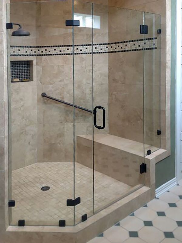 See examples of shower door and enclosure projects by Shower Doors ...