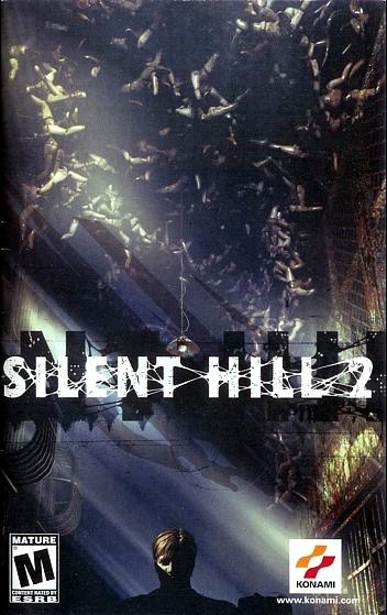 Silent Hill 2 Guidebook Silent Hill Silent Hill 2 Silent Hill Art