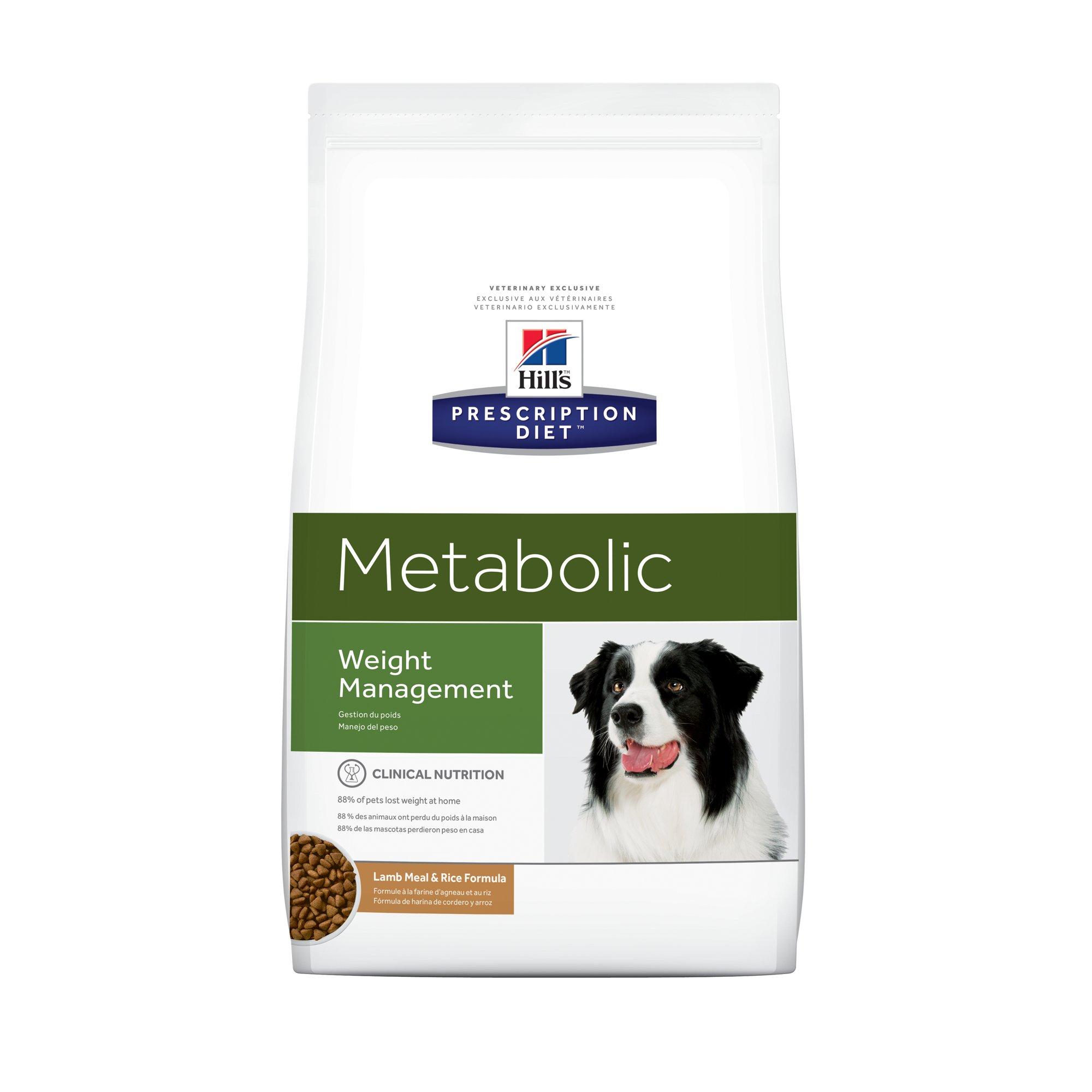 "Hill""s Prescription Diet Metabolic Weight Management Lamb"