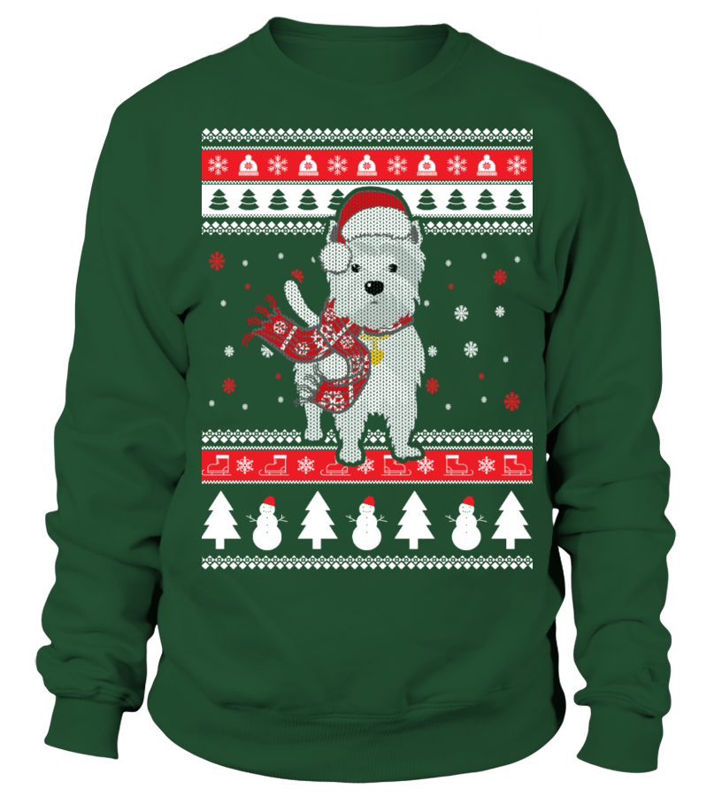 westie ugly christmas sweater ugly sweater shirt ugly sweater shirt mens ugly sweater shirt kids ugly - Griswold Ugly Christmas Sweater