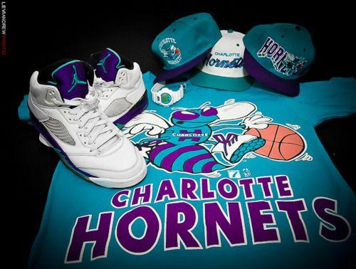 71ad705e45b Charlotte Hornets | S.W.A.G. | Charlotte hornets, Nike elite socks ...