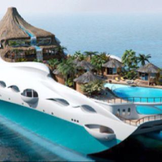 Coolest boat EVER!!