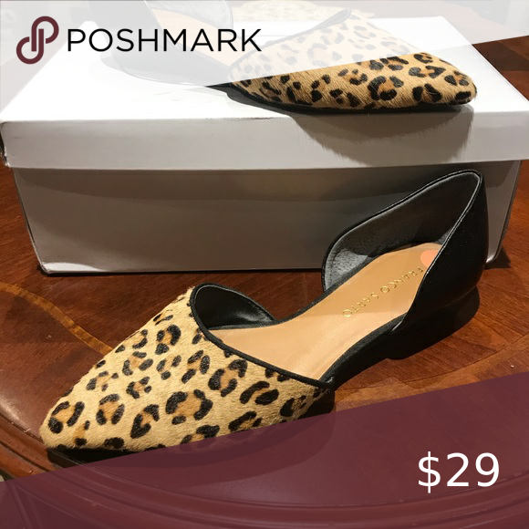 ⬇️ Franco Sarto leopard shoes in 2020