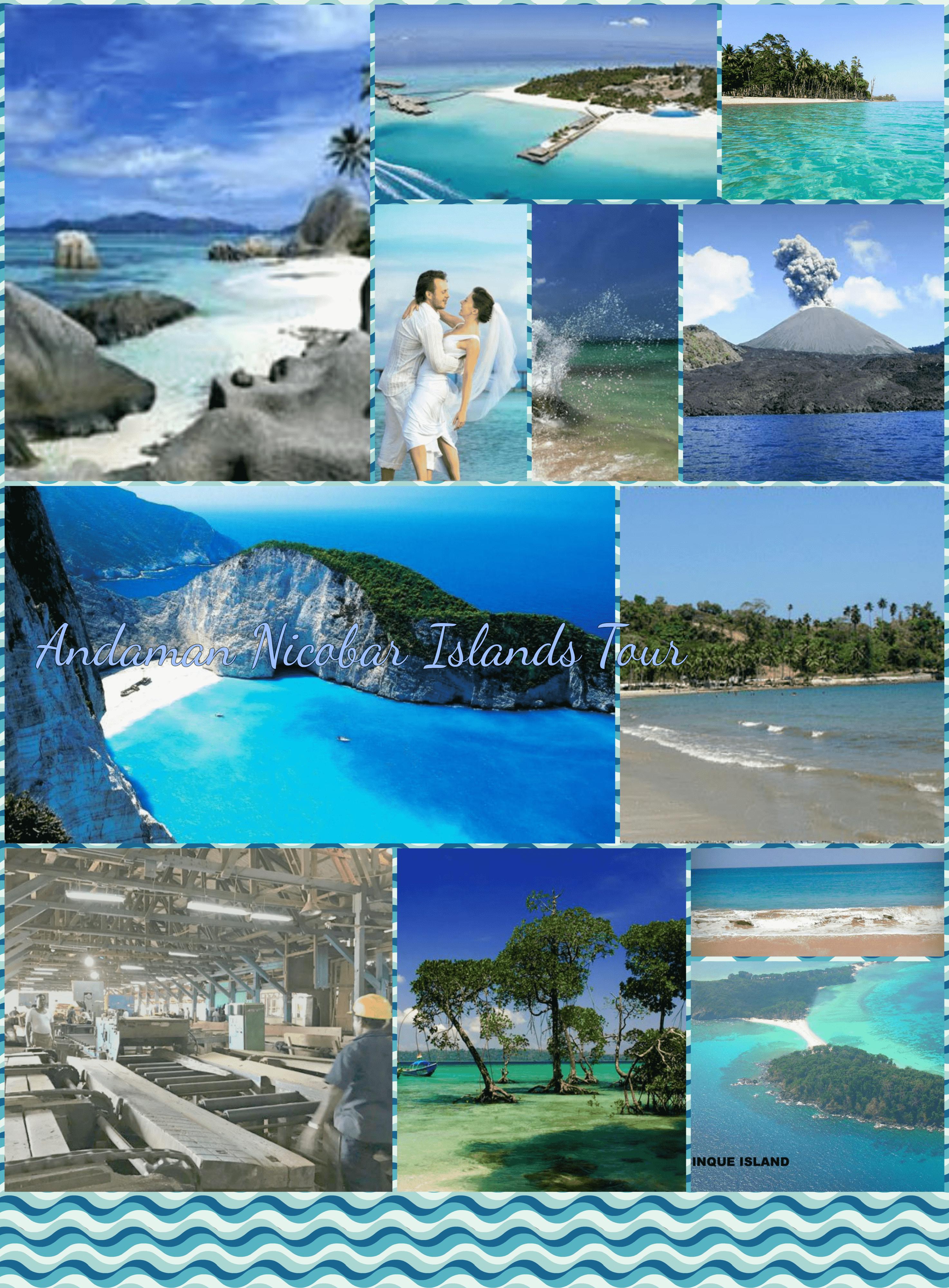 Andaman Nicobar Island Images