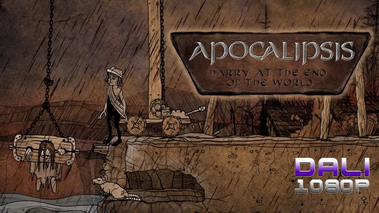 Apocalipsis – Harry at the end of the world is a unique puzzle point-and-click adventure game with action and story-driven sequences. Its beautiful hand-drawn apocalyptic graphics were inspired by Dürer's engravings and the aesthetic of Dance Macabre. #Apocalipsis #indiegame #Steam #WhisperGames #Play_Way #YouTube