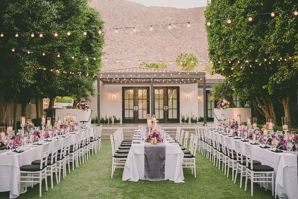 small elegant wedding ideas