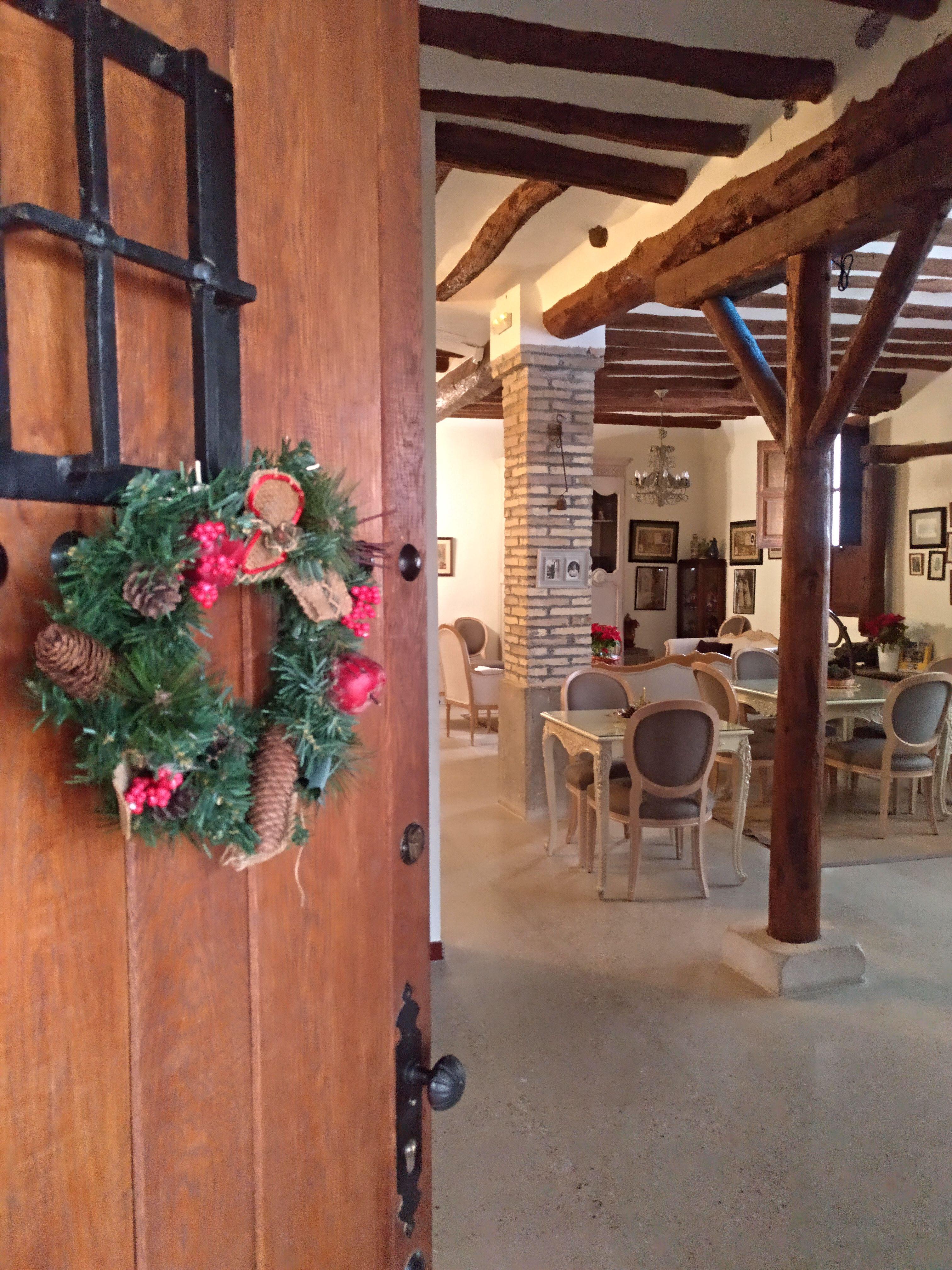 a045f27a2f446 Unas Naviddes especiales en Casa Rural El Gaiter