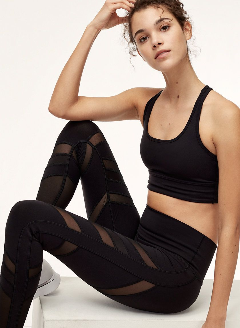 6587699f24 The Constant RELAY MESH PANT