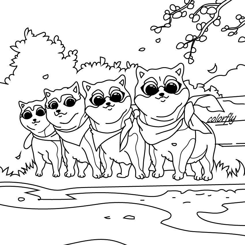 45++ Corgi coloring pages free ideas in 2021