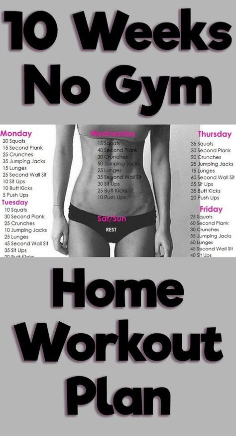 Are You Looking For A Quick And Effective Workout Switch Up Your Daily Routine With 13 No Gym Full Body Workouts That Can Be Done At Home