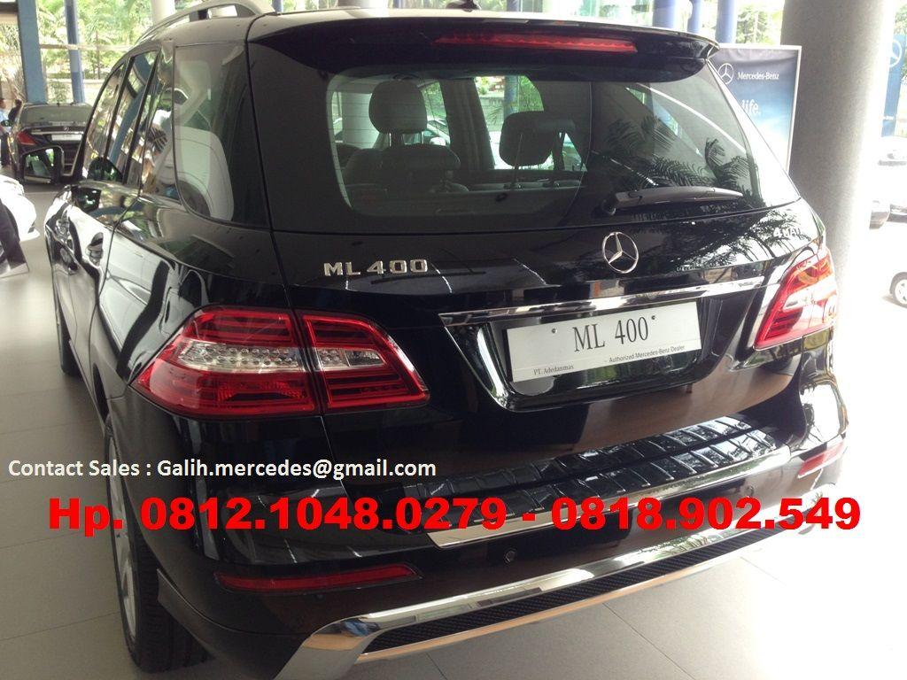 Harga Terbaik New Mercedes Benz Ml400 Tahun 2015 2016 Jakarta