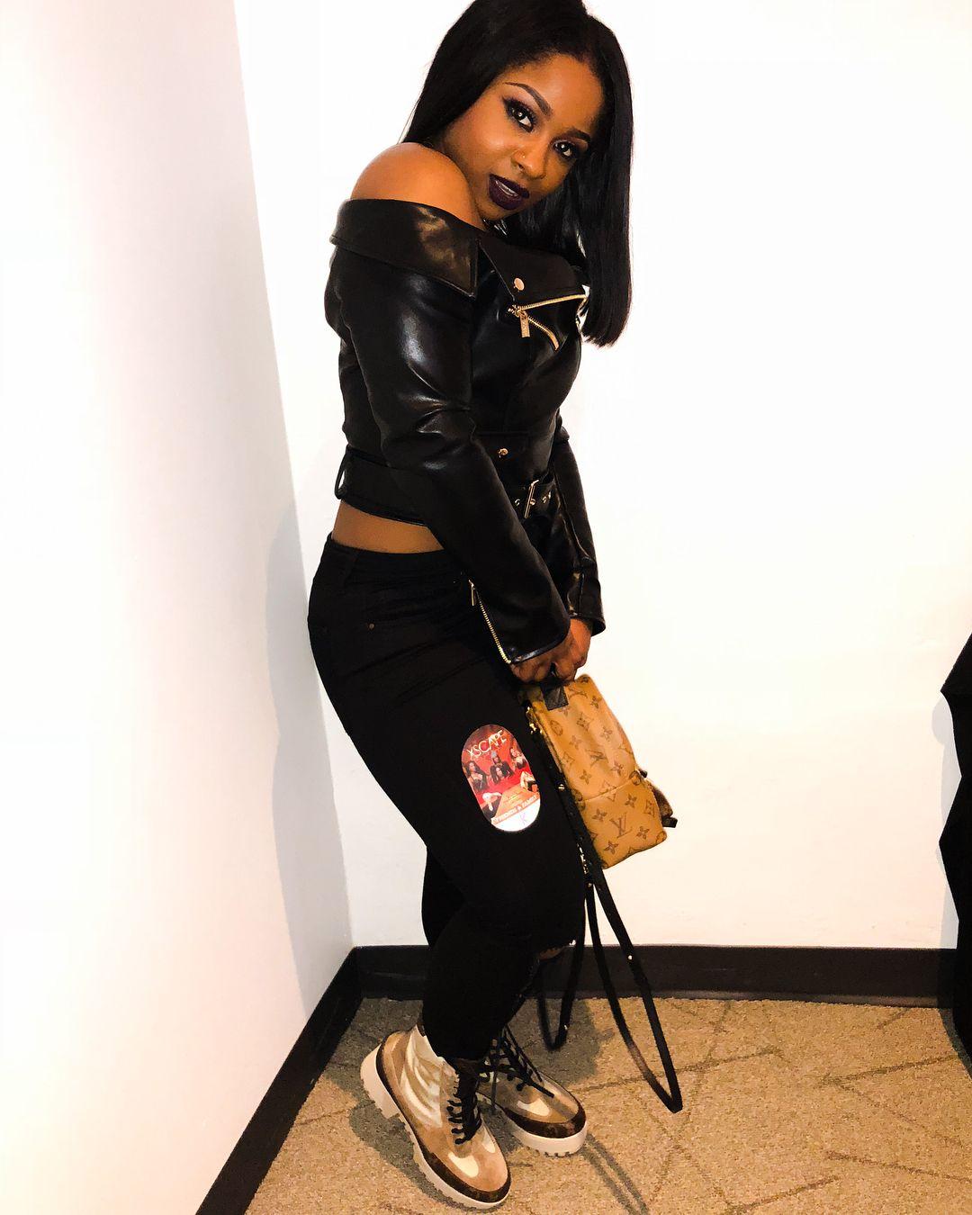 Reginae Carter | Biker outfit, Urban outfits, Fashion wear