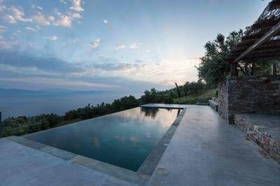 miniature Maison de vacances à Euboea, Euboea, GEM ARCHITECTS, Vicky Emmanouilidou, Despina Gounaropoulou, Petros Bazos - architecte