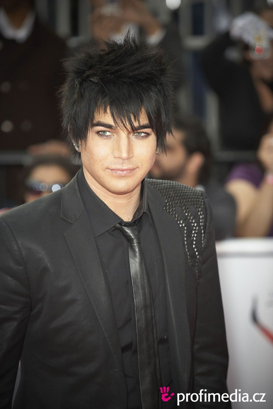 Fashion week Lamberts Adam emo hair style pictures for girls