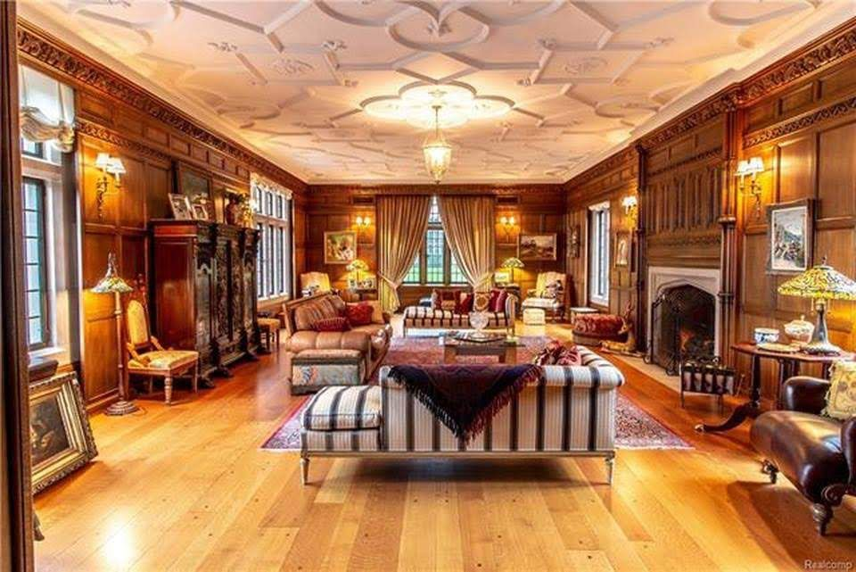 1927 mansion in grosse pointe park michigan captivating