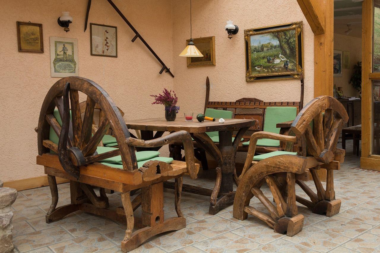 21 Muebles antiguos de madera para restaurar
