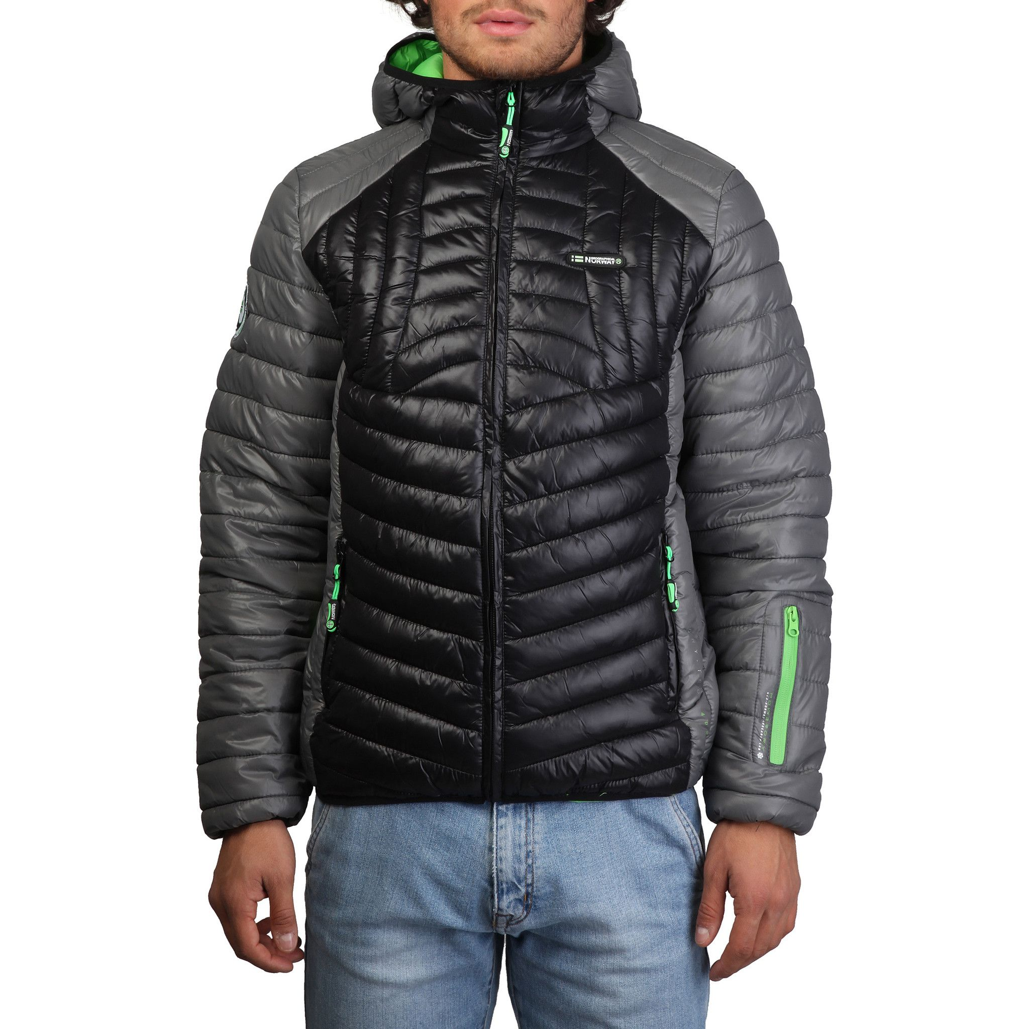 finest selection 09f42 2129c Geographical Norway Men Jackets | The Nora | HALIFAX ...