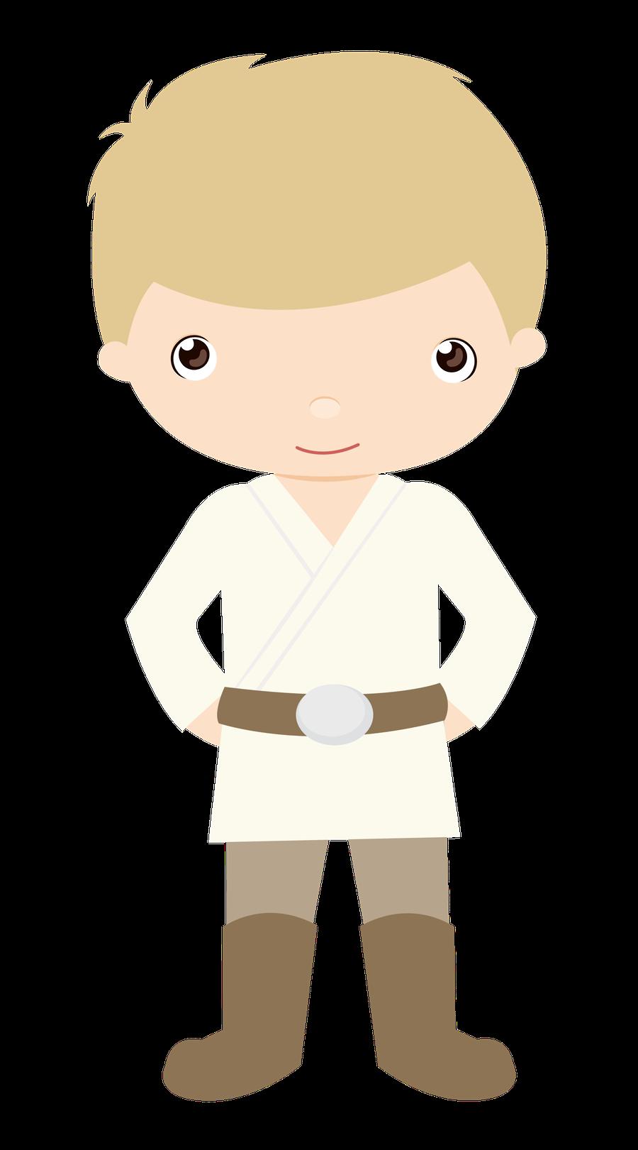 Star Wars - Felt- Characters 2 Guerra