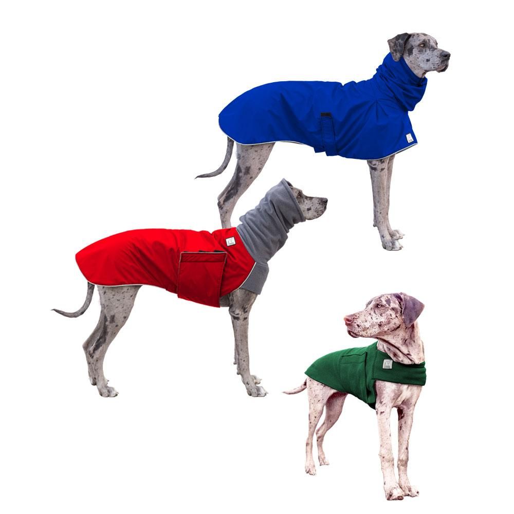 Great Dane All Weather Combo Dog Winter Coat Dog Coats Dog Vest