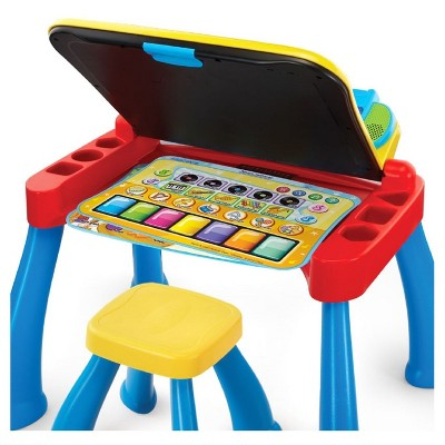 Vtech Touch And Learn Activity Desk Deluxe Learning Activities