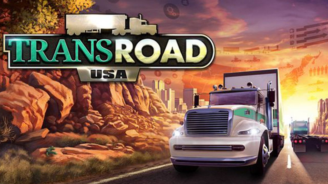 TransRoad USA Game For Android APK File Free Download