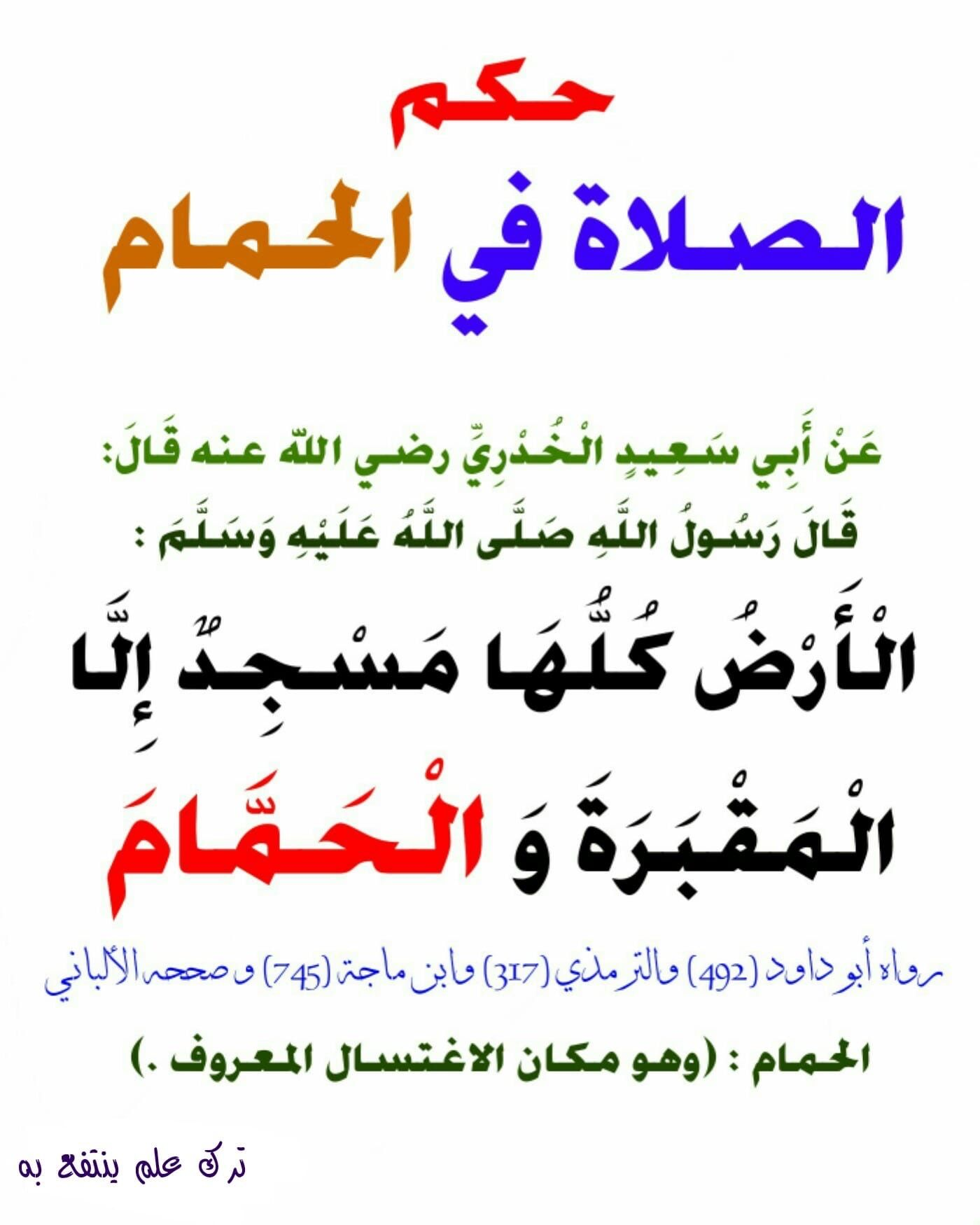 Pin By رياض بوخروبة أبو خديجة On Divers Bd منوعات فقهية Islamic Phrases Quran Verses Islam Facts