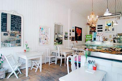 Design Is Mine Isnt It Lovely Interior Inspiration Cafes