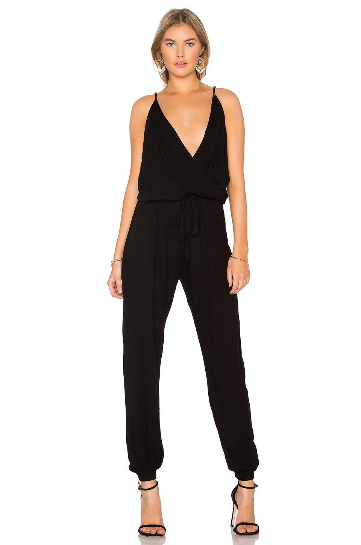 0bd564a0ef6b YFB CLOTHING Rodney Jumpsuit in Black