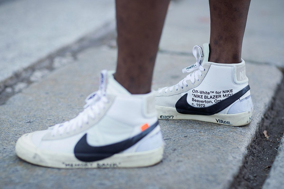incredible prices innovative design online here Our 20 Favorite Sneakers Worn At Milan Men's Fashion Week ...