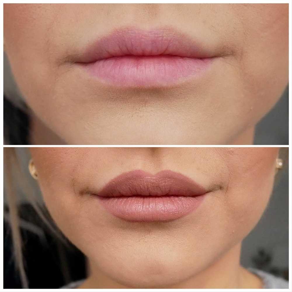 TIGI Cosmetics – Sminktips! Så får du fylligare läppar  4dd6be476cce6