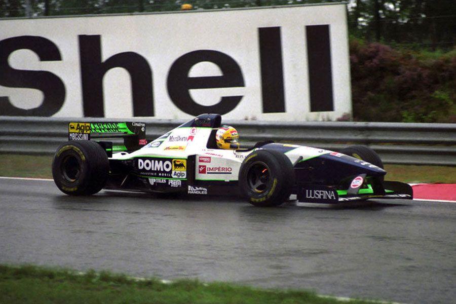 1995 Minardi M195 - Ford (Luca Badoer)