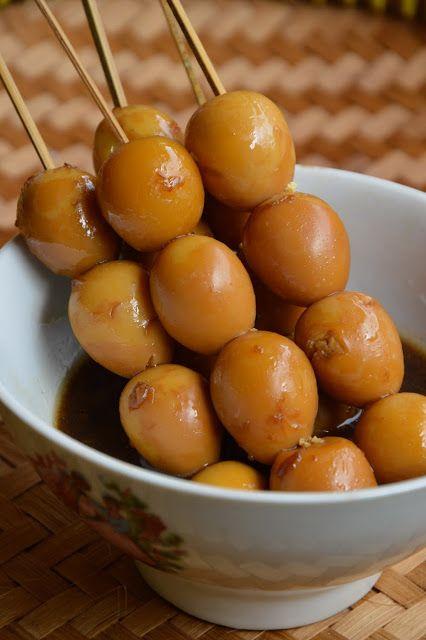 Resep Sate Telur Puyuh : resep, telur, puyuh, Indonesian, Cuisine