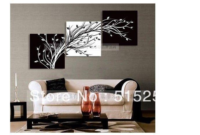 Resultado de imagen para decoracion cuadros modernos rojo for Decoracion blanco negro rojo