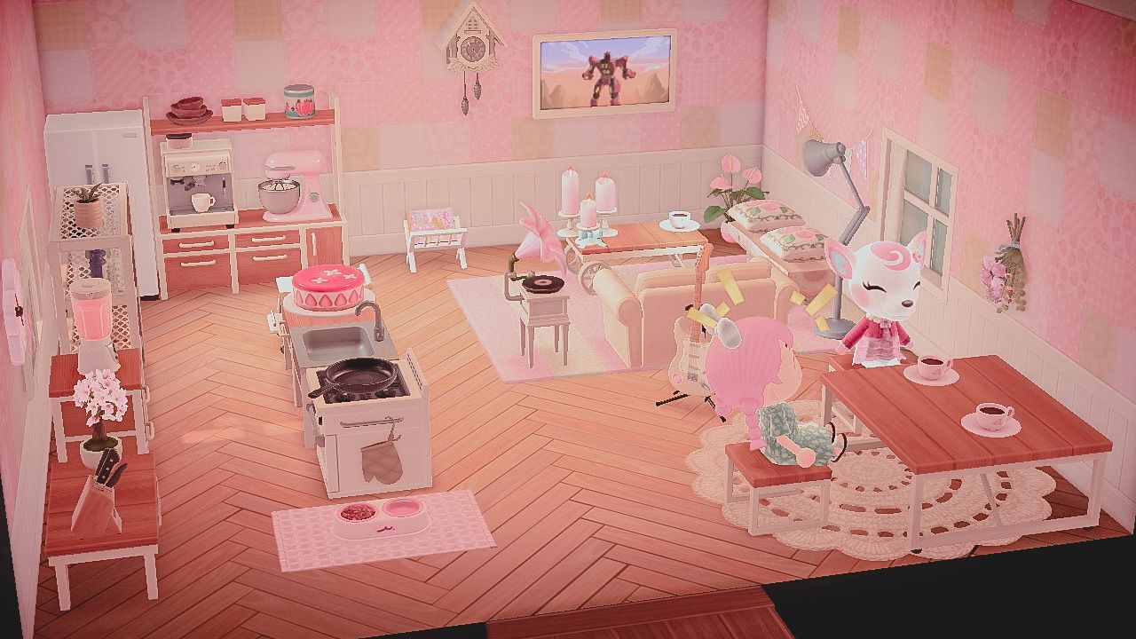 Animal Crossing New Horizons Ideas Inspiration Inspo Indoor House Layout Cute Pastel Animal Crossing Animal Crossing 3ds Animal Crossing Villagers